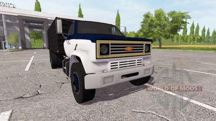 Chevrolet C70 v1.1 para Farming Simulator 2017