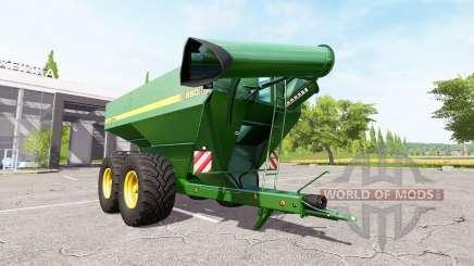 John Deere 650 para Farming Simulator 2017