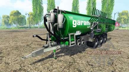 Kotte Garant VTR v1.5 para Farming Simulator 2015