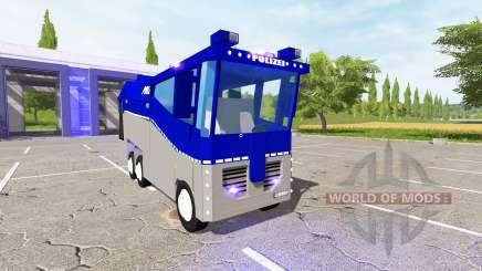 Rosenbauer Wasserwerfer 10000 (MP3) para Farming Simulator 2017