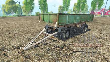 Autosan D46B para Farming Simulator 2015