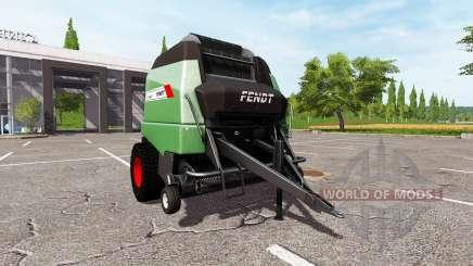 Fendt V 5200 para Farming Simulator 2017