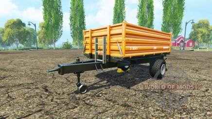 BRANTNER E 8041 manure para Farming Simulator 2015