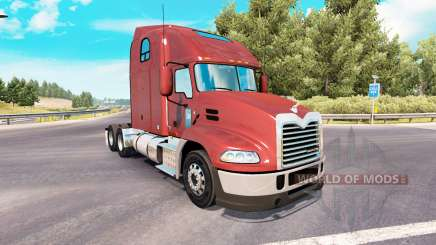 Mack Pinnacle v2.5 para American Truck Simulator
