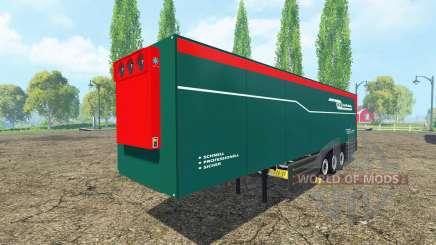 Schmitz Cargobull LKW Transport v0.6 para Farming Simulator 2015