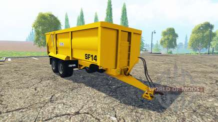 Richard Weston SF14 para Farming Simulator 2015
