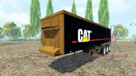 Semi-Caterpillar para Farming Simulator 2015