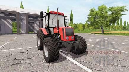 De Belarusian-826 v1.0.0.1 para Farming Simulator 2017