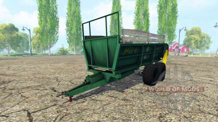 MTT 9 para Farming Simulator 2015