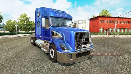 Volvo VT880 v1.2 para Euro Truck Simulator 2