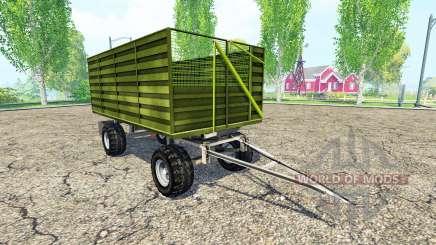 Conow HW 80 v0.9.2 para Farming Simulator 2015