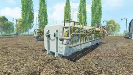 ITRunner Cistern liquid manure para Farming Simulator 2015