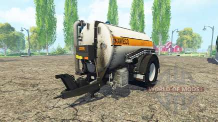 Kaweco Double Twin Shift v2.0 para Farming Simulator 2015