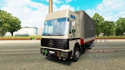 A Mercedes-Benz 1853 Tandem v1.21 para Euro Truck Simulator 2