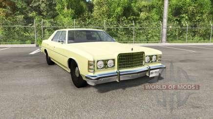 Ford LTD 1975 v1.1 para BeamNG Drive