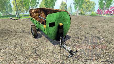 Marshall MS105 para Farming Simulator 2015