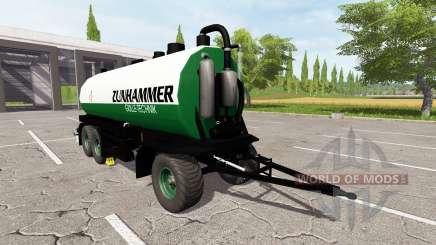 Zunhammer para Farming Simulator 2017