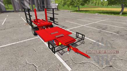 Reman Balestacker 1018R para Farming Simulator 2017