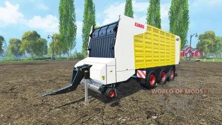 CLAAS Cargos 9600 v2.0 para Farming Simulator 2015