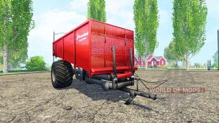 Kverneland Shuttle para Farming Simulator 2015