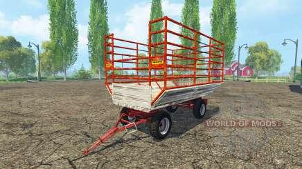 Sinofsky trailer para Farming Simulator 2015
