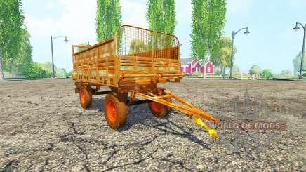 Fortschritt T087 v1.1 para Farming Simulator 2015