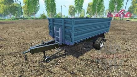 BRANTNER E 8041 para Farming Simulator 2015