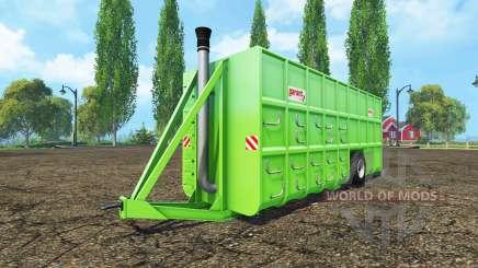 Kotte Garant FRC multicolor para Farming Simulator 2015