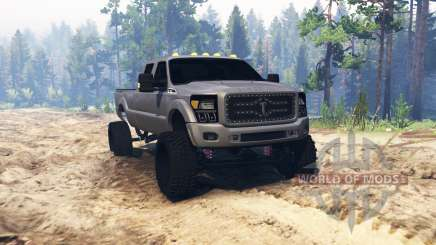 Ford F-450 Super Duty para Spin Tires