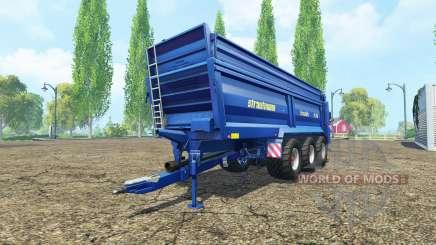 Strautmann PS 3401 v1.3 para Farming Simulator 2015