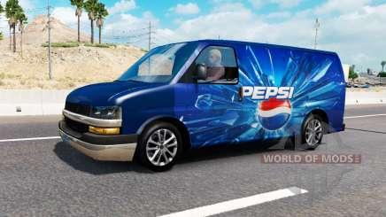Logotipos da empresa no tráfego de v0.7 para American Truck Simulator