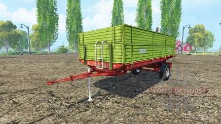 Krone Emsland v1.2 para Farming Simulator 2015