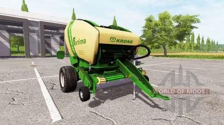 Krone Fortima V 1500 para Farming Simulator 2017