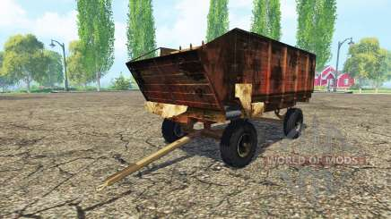 КТУ 10 para Farming Simulator 2015