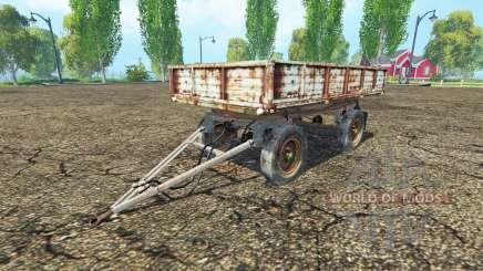 Autosan D47 v1.1 para Farming Simulator 2015