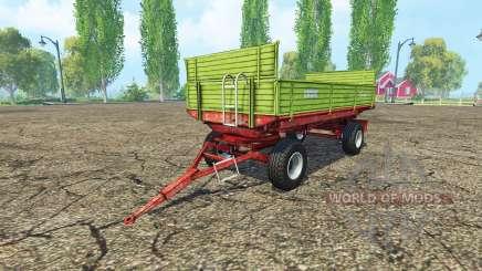 Krone Emsland multi v1.6.1 para Farming Simulator 2015
