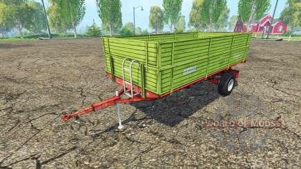 Krone Emsland multi v1.6.2 para Farming Simulator 2015