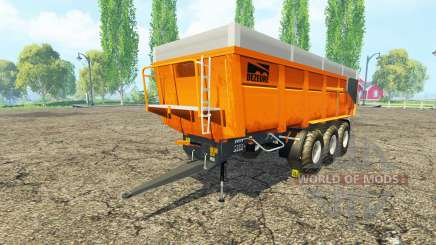 Dezeure DK33T para Farming Simulator 2015