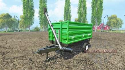 BRANTNER E 8041 overload v1.1 para Farming Simulator 2015