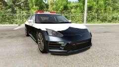 Hirochi SBR4 Japanese Police para BeamNG Drive