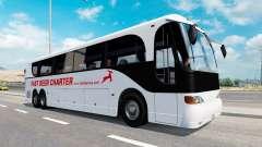 Uma coleção de ônibus em tráfego de v1.1