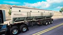 Uma coleção de trailers v1.3.1 para American Truck Simulator