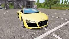 Audi R8 V10 Spyder v1.2