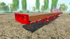 Thunderhawk BaleMaster 86-72 para Farming Simulator 2015