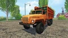 Ural 5557 agrícola apelido o
