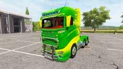 Scania R1000 John Deere v2.0