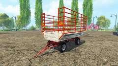Sinofsky trailer v1.1 para Farming Simulator 2015