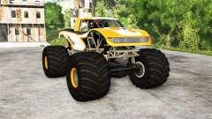 CRD Monster Truck v1.01 para BeamNG Drive