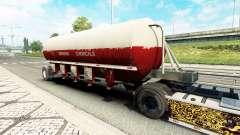 Uma coleção de trailers v2.0 para Euro Truck Simulator 2
