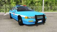 Gavril Grand Marshall state patrol para BeamNG Drive